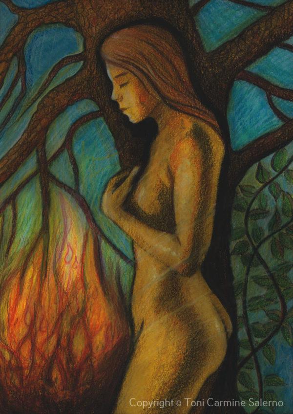 Divine Passion — Fire