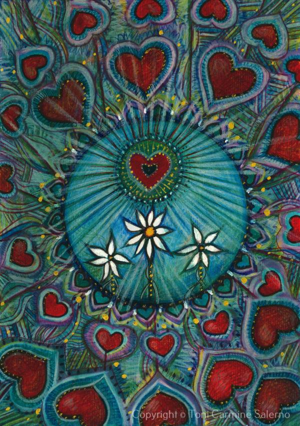 Hearts & Daisies