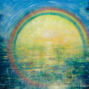 Crystal Rainbow Light