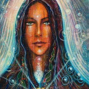 Gaia's Crystal Heart